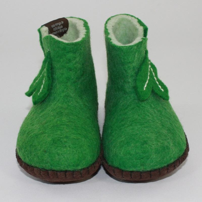 h ttenschuhe pantoffeln kindergarten puschen filzschuhe fairtrade mongolei mongs. Black Bedroom Furniture Sets. Home Design Ideas